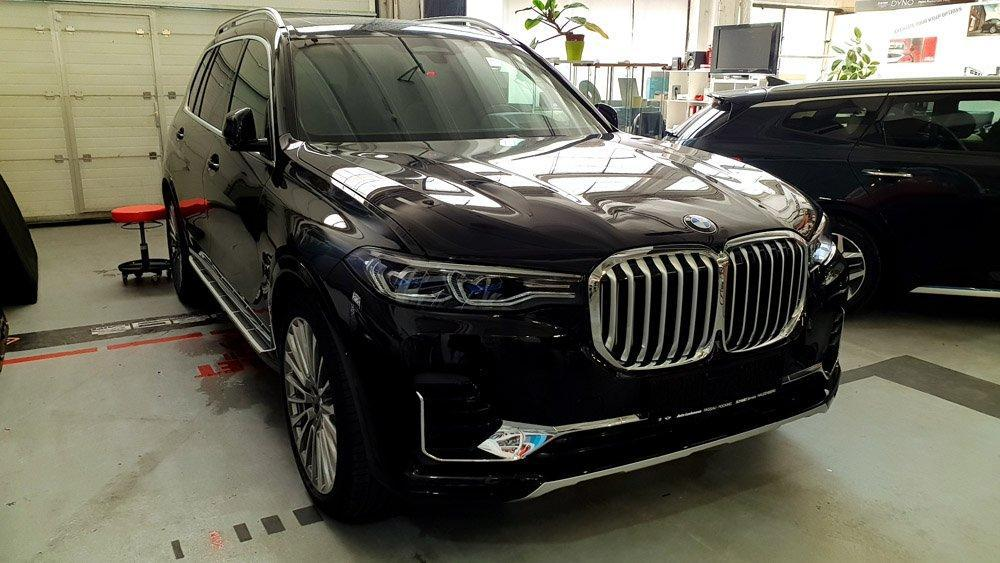 Bmw X7 Kovedofoliazas Karosszeriavedo Paint Protection Film Ppf Car Wrap Wrapping Autofoliazas Matrica Folierung Folfanatic.com 01